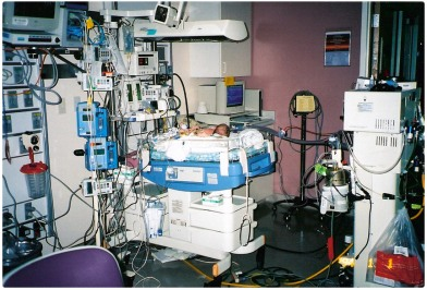 Tyler in the Neonatal Intensive Care Unit