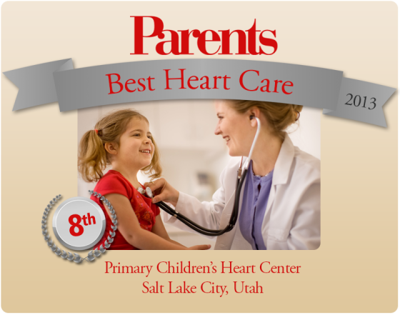 Parent's Magazine Best Heart Care