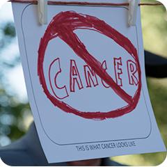 Cancer Picnic - Sign 2